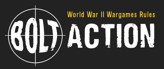 Bolt Action World War 2 Wargames Rules